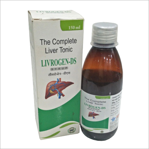 Complete Liver Tonic Syrup