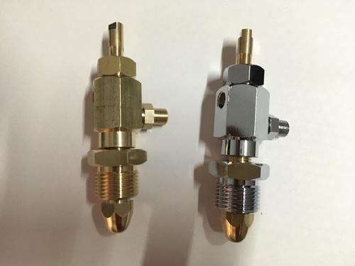 Brass Oxygen Flow Meter Parts