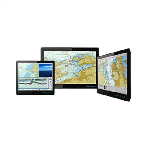 ECDIS Marine Panel PC and Display