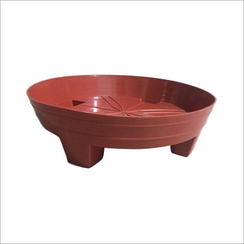 9 Inch Polypropylene Pot Tray For Planter Bottom
