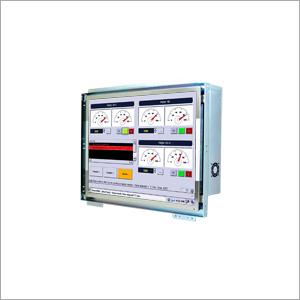 15 Inch Open Frame PCI Slot Panel PC