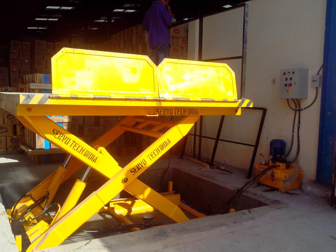 Loading Unloading Platform