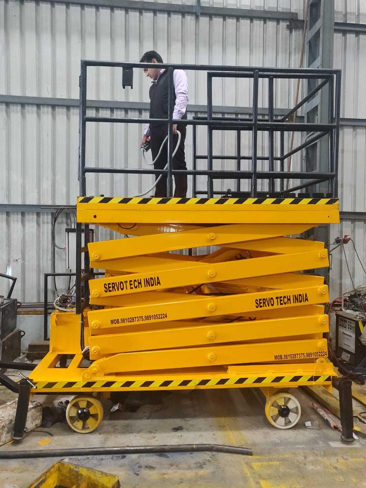 High Rise Maintenance Platforms