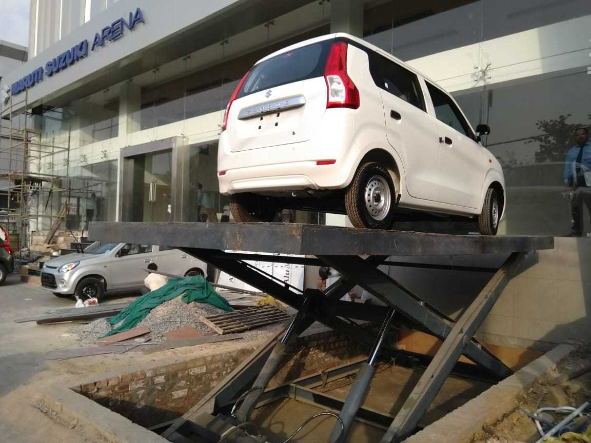 Car Lift Scissor Type