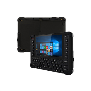 8 Inch Rugged Tablet with Keypad