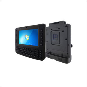 8 Inch Vehicle Mounted Computer with QWERTY Keypad