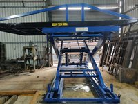 Heavy Duty Scissor Car Lift