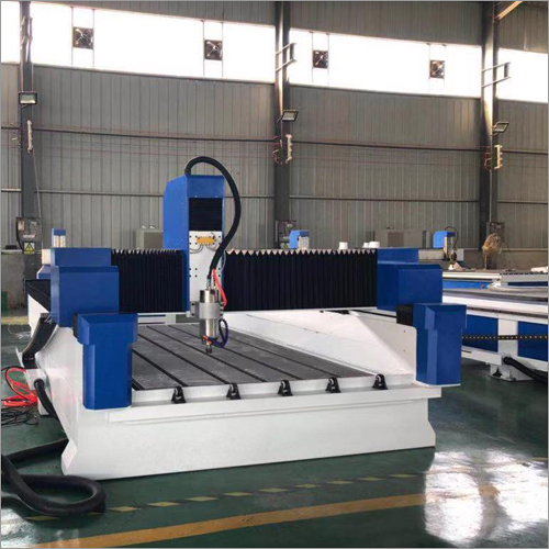 CNC Stone Router Water Cooling Spondle Machine