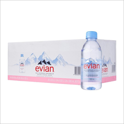 Evian 330 ml Spring Water