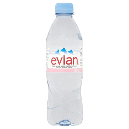 Evian 500 ml Spring Water