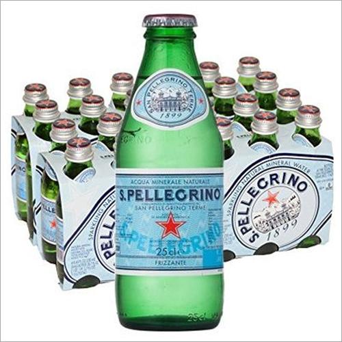 250 ml San Pellegrino Mineral Water