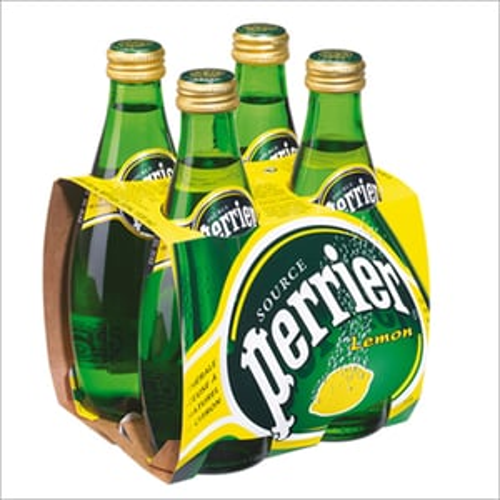 330 ml Perrier Mineral Water Bottle
