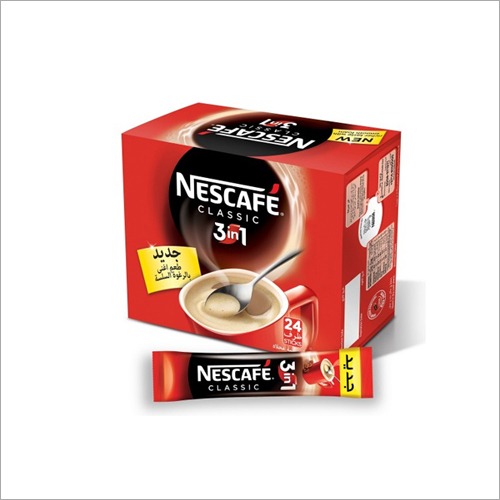 Nescafe Classic 3 in 1 Coffee