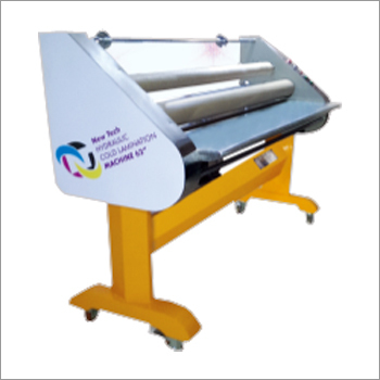 Inkjet Paper & Eco Solvent Lamination Machine