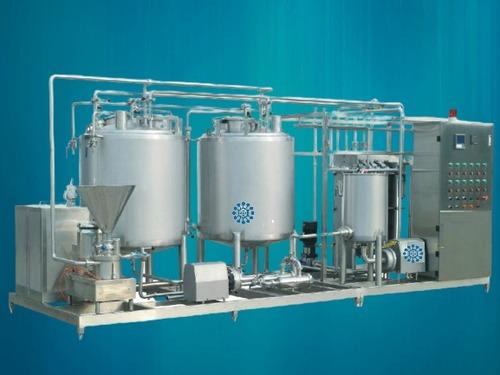 Milk Processing Unit