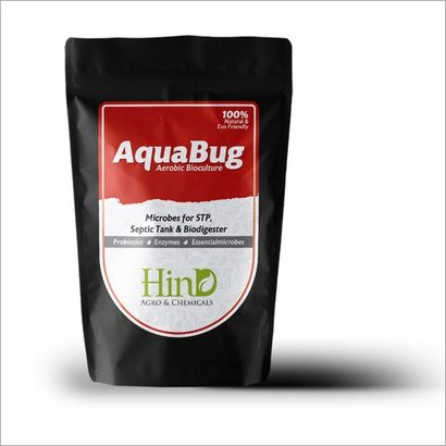 Aquabug Anaerobic Microbes For Stp Septic Tank And Biodigester