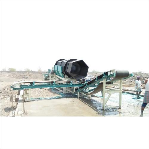 Automatic Bio Mining Plant