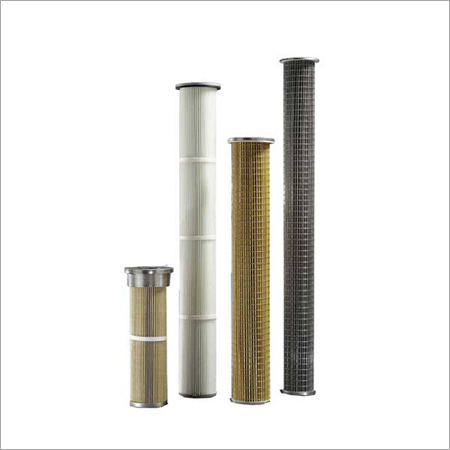 Hot Gas Filter Cartridge