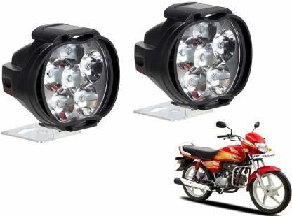 LED ROUND LIGHT FOR TWO WHEELER