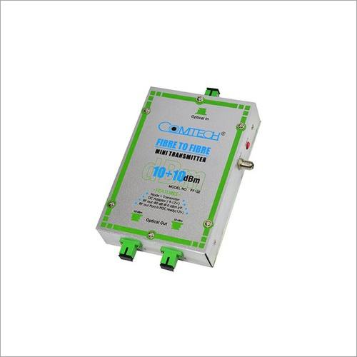 10 10 DBM Fiber To Fiber Transmitter