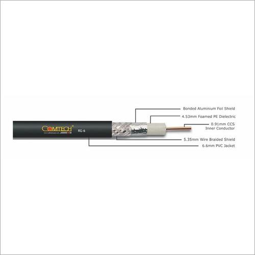 RG 6 CCS Cable