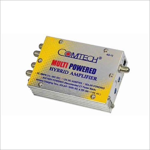 Multi Powered Hybrid Amplifier