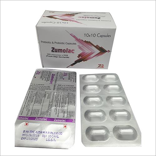 10 Prebiotic And Probiotic Capsules