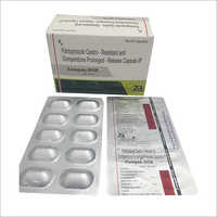 Pantoprazole Gastro Resistant and Domperidone Prolonged Release Capsules