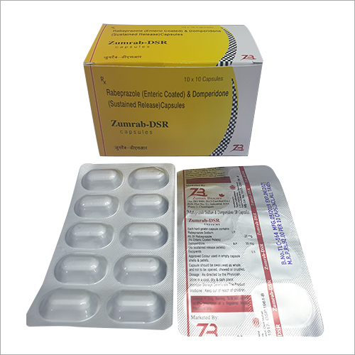 Rabeprazole And Domperidone Capsules