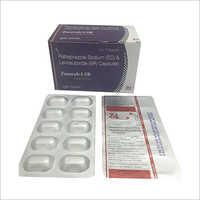 Rabeprazole Sodium And Levosulpride Capsules