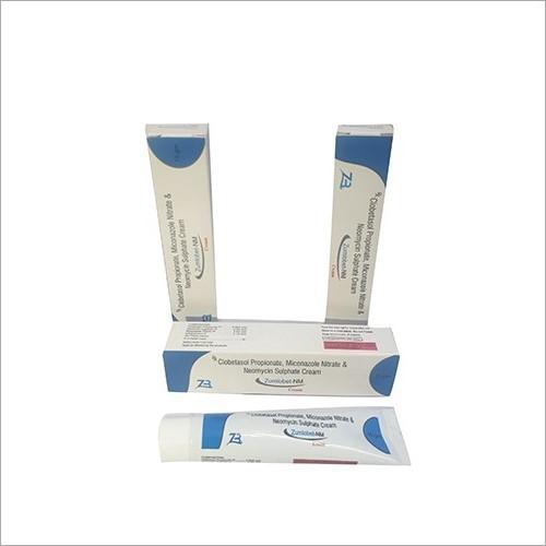 Clobetasol Propionate and Miconazole Nitrate Neomycin Sulphate Cream