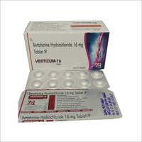 16 mg Betahistine Hydrochloride Tablets