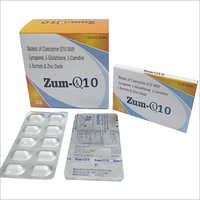 Coenzyme Q10 With Lycopene Tablets