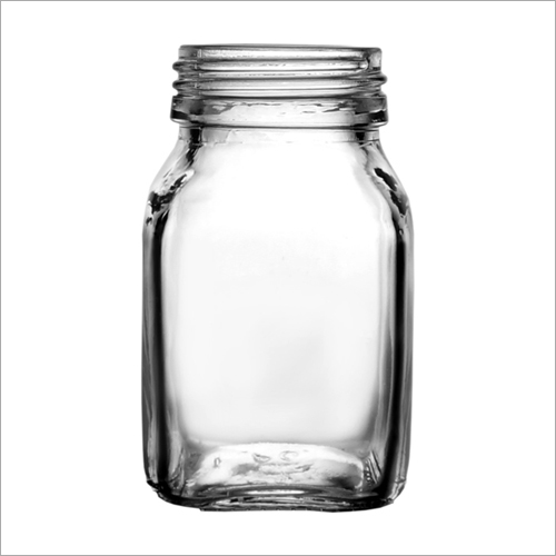 Glass Honey Jar Bottle