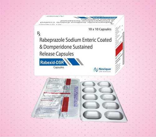 Rabeprazole 20mg + Domeperidone 30 mg SR