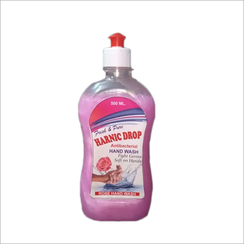 500 ML Rose Hand Wash