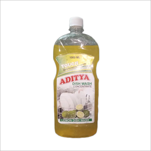 1000 ML Lemon Dish Wash Concentrate