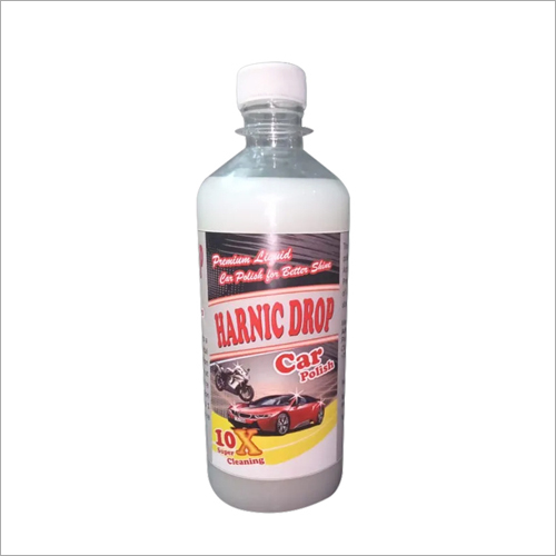 Liquid Car Polish