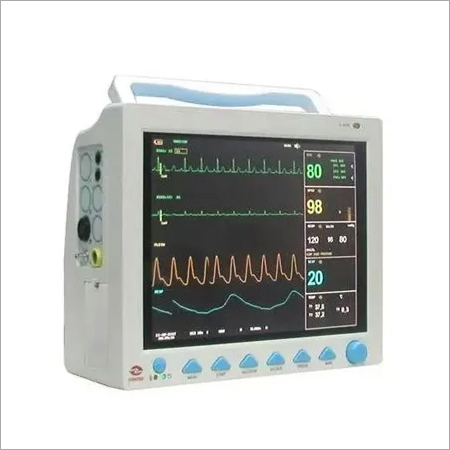 Digital Display Patient Monitor
