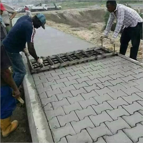Commercial Paver Block Construction Services