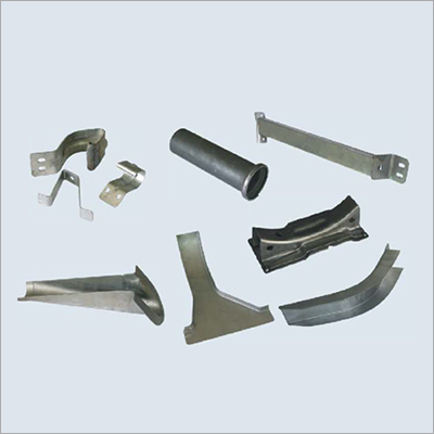 Three Wheeler Sheet Metal Components