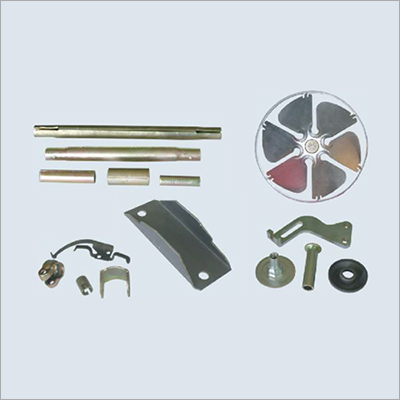 Four Wheeler Sheet Metal Components