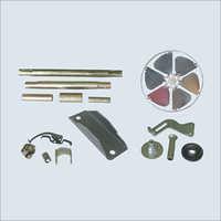 Four Wheeler Sheet Metal Components