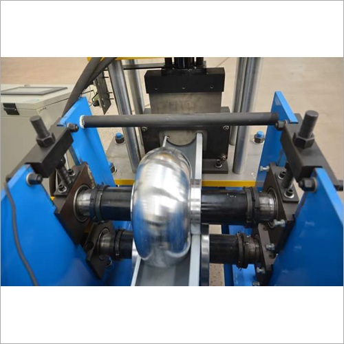 Profile Type Gutter Machine
