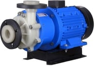 PVDF MAGNETIC DRIVE PUMP