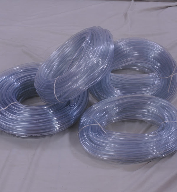 PVC Clear Transparent Sleeve Pipe