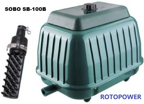 SOBO SB-100 AIR PUMP