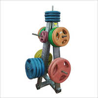 Weight Plates Stand