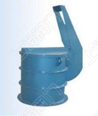 Explosion relief valve