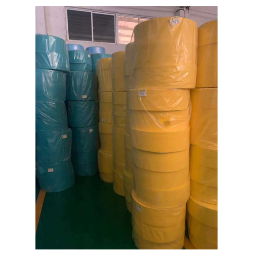 Pp Non Woven Fabric Gray Fabric Mask Material Gown Material